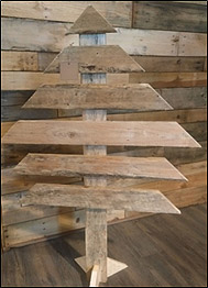Pallet Tree Fundraiser Seeds Reforestation In Woolwich
